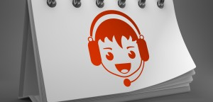 Boy with Headset Icon